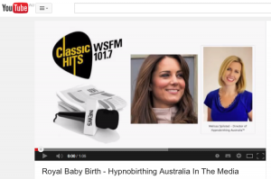 hypnobirthing australia in the media kate middleton royal birth