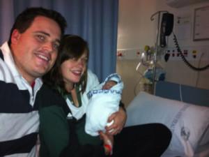 Oliver born 14 July 2011