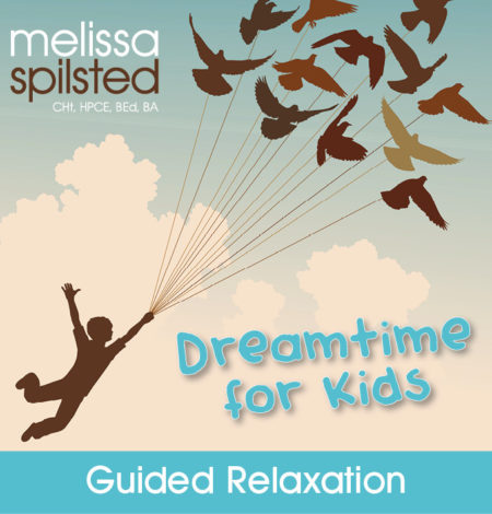 Dreamtime for Kids_MP3 Cover