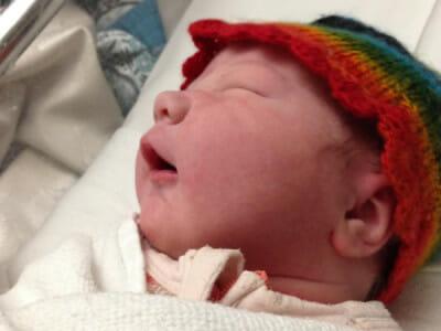 Faye, born 16 June 2015