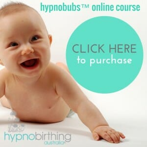 Hypnobubs Hypnobirthing Online Course Home Study Option - purchase the course