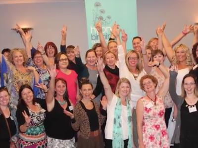 Hypnobirthing Australia Practitioners Conference with Dr Sarah Buckley