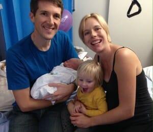 Lindsay Family, Hypnobubs Hypnobirthing Online Course, Hypnobirthing Online, Hypnobirth, Hypnobirthing