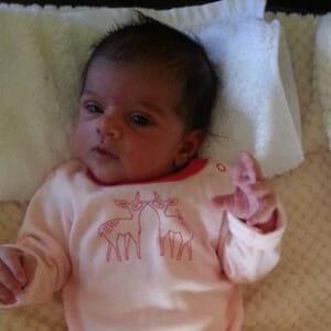Philippa Ivy, born 18 July 2015