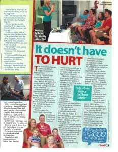 The Birth of Hypnobirthing Australia (Take 5 Magazine)