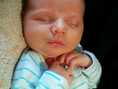 Tristan, born August 2015