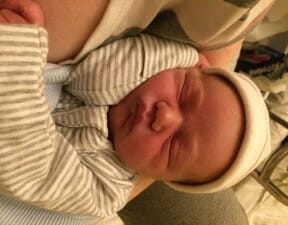 Dylan, born 5 October 2015