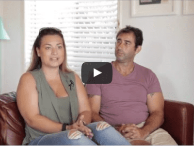Laura and Phill share their experience of the Hypnobirthing Australia course