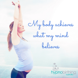 My body achieves what my mind believes
