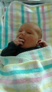 Rory, born 19 December 2016