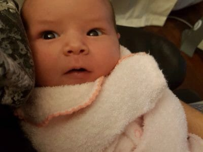 """""""I am willing for whatever turn my birthing takes"""" Posterior Birth Story of Alexandra"""