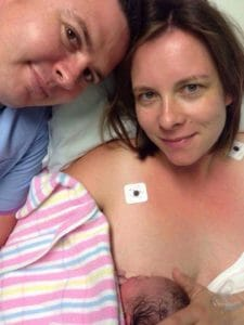 Calm, Relaxed Caesarean Birth Story