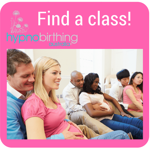 find a hypnobirthing class