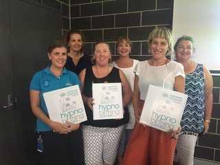Hypnobirthing Australia Supportive Caregivers Training Course Participants - Proserpine 2018