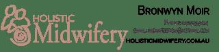 Holistic Midwifery Email Signature